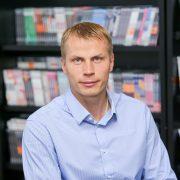 Arturas Palekas CEO of ACME Film